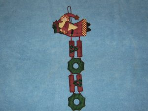 Hanging Holiday Decoration