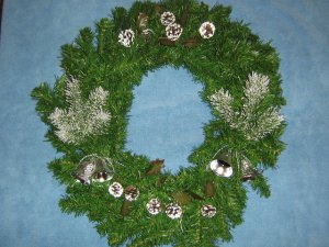 Christmas Wreath - CWR-1106