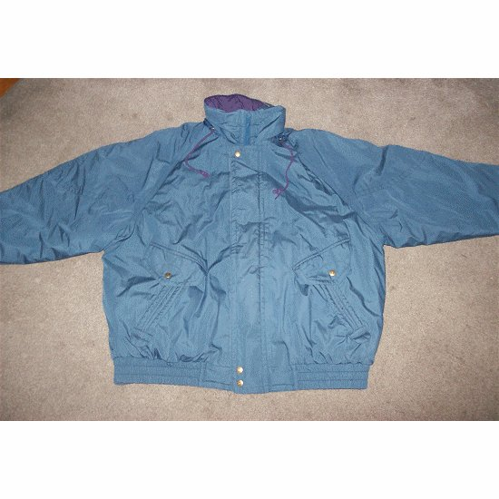 Green Mens Plus Size Winter Jacket SOUTH CREEK Size 2XLT x