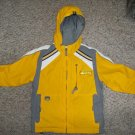 Reversible ZEROXPOSUR Hooded Rain or Flannel Jacket Boys Size 4