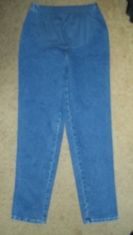 IN DUE TIME Maternity Denim Jeans Ladies Size 6