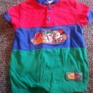 BABY MICKEY & CO Multi Colored Short Romper Boys Size 12 months