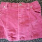 THE CHILDREN'S PLACE Pink Corduroy Skort Girls 24 months