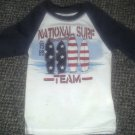 THE CHILDREN'S PLACE National Surf Team UV Swim Top Boys Size 12-18 months