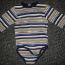 GYMBROREE Striped Long Sleeved Onzie Top Boys 24 months
