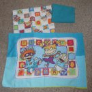 Vintage RUGRATS Twin Size Sheet Set