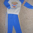 NWT Varsity Champs Basketball MAD GAME Athletic Outfit Boys Size 24 months