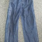 Dark Wash WRANGLER Carpenter Style Denim Jeans Boys Size 16
