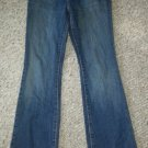 OLD NAVY Bootcut Denim Jeans Girls Size 10 Adjustable Waist