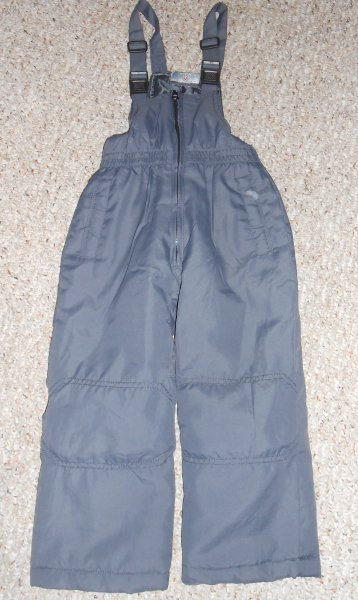 PROTECTION SYSTEM Gray Overalls Snow Pants Size 3T
