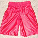 THE CHILDREN'S PLACE Red Dri Fit Athletic Shorts Boys Size 7-8