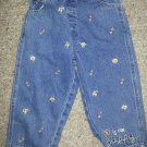 KOALA KIDS Puppy Print Denim Jeans Boys Size 24 months