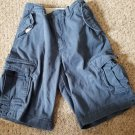 GAP KIDS Navy Blue Cargo Shorts Boys Size 14