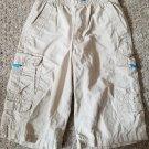 UNION BAY Khaki Cargo Style Shorts Boys Size 12
