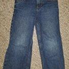 HEALTHTEX Bootcut Denim Jeans Girls Size 3T Adjustable Waist