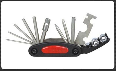 16 IN FOLDING BLCYCLE TOOL SET