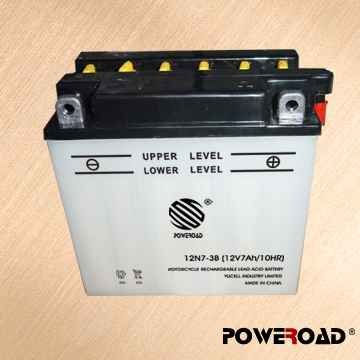 motorcycle battery (conventiona)