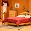 Winchester Modern Platform Bed