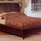 Remington Modern Platform Bed