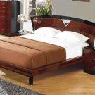 Capris Modern Platform Bed