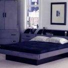 Aurora Modern Platform Bed