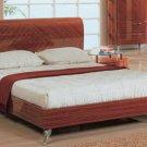Auraleise Modern Platform Bed