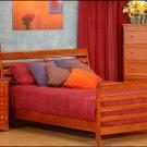 Eli  Modern platform bed