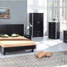 Napoli Modern European style Bedroom Set - Full/Queen/King