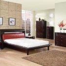 G042 Modern Bedroom Wenge Color  set