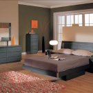 Matt   Finished 5 Piece Bedroom Set