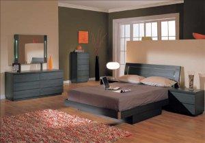 Matt   Finished 5 Piece Bedroom Set