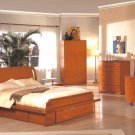 Contemporary Style Bedroom Set