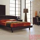 Miss Italia 5  Contemporary Dark Color Bedroom Set