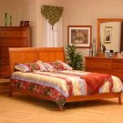 Bordeaux Modern Platform bed