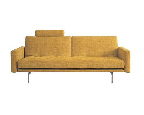 Id lk31 modern yellow sofa bed lk31 for Sofa bed yellow