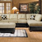 ACM Monica  // Monica Sectional Sofa
