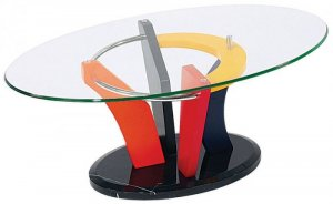 Multicolor Coffee Table