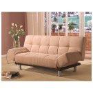 GL-009-SOFA-BED //  Convertible Sofa Bed in Microfiber