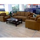 CF-128 (1+1+3) Sofa Set