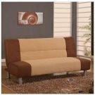 Gb-SB011 // Two-Tone Microfibre Sofa Bed