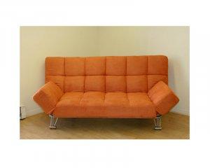 Orange Futon