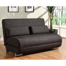 Ls-YLE // Yale Convertible sofa  Bed Black by Lifestyle Solutions