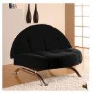 LS_CC_CPC_1_D2_ch_Lr _Bk // Lifestyle Solutions  Leather Capitola Copper Convertible Chair