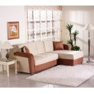 SS_Vision //  Rainbow Beige Sectional by Istikbal/Sunset