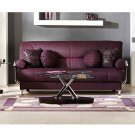 SS-Best_fc_vl //  Best Sofa violet Fabric  by Istikbal/Sunset
