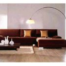 WSI-CF-111 // Kelsey Microfiber Sectional Sofa Set with Wide Range of Colors