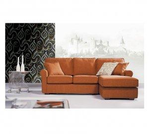 WSI-TD6832 // Newcastle Twill Sectional Sofa Set