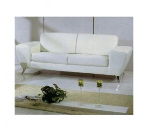 BH-Julie // Julie Contemporary Sofa with Italian Leather