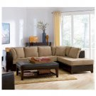 C_500871L //  Kaden Sectional w/ Right (Left) Chaise