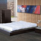 Zen Minimalistic Modern Desgn Solid Wood Bedroom Set